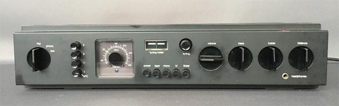 stereo receiver archive hifi m ller. Black Bedroom Furniture Sets. Home Design Ideas