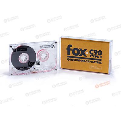 Die Audio Cassette kommt zurück !!!
